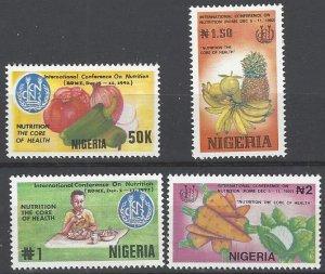 Nigeria 612-5   MNH  United Nations FAO