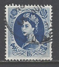 Great Britain 369 used (RRS)