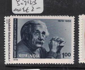 India Einstein SG 912-3 MOG (7dsd)