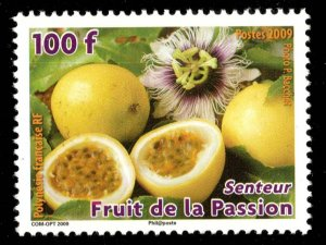 French Polynesia Scott 1007 Mint never hinged.