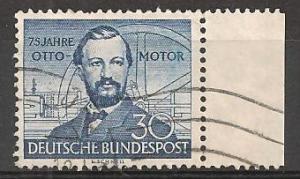 Germany #688 F-VF Used CV $15.00 (ST198)