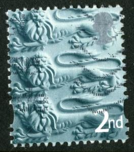 GREAT BRITAIN ENGLAND - SC #1 - USED - 2001 - Item GB229NS7