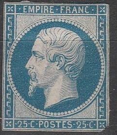 France #17  Unused CV $2500.00  (D1118)