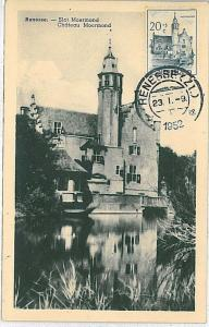 ARCHITECTURE -  MAXIMUM CARD  - the NETHERLANDS  1952