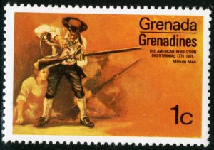 GRENADA-GRENADINES - SC #92 - MINT NH - 1975 - Item GRENADA014DTS4