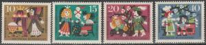 Germany #B400-03   MNH   (K1609L)