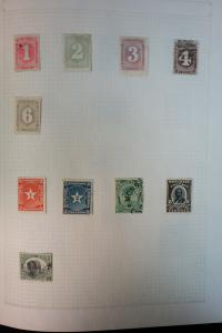 Liberia Lot 1800s to 1970s Popular Stamp Issue Collection