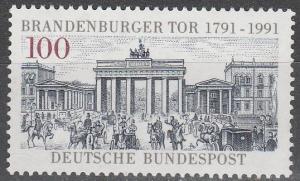 Germany #1622 MNH (K1634)