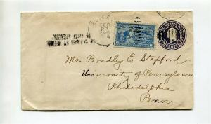 1914 Special delivery used on cover - Philadelphia