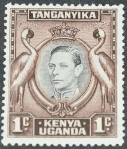 Kenya, Uganda & Tanganyika Scott #66 – MINT hr