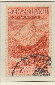 New Zealand Stamp Scott #83, Used - Free U.S. Shipping, Free Worldwide Shippi...