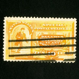 US Stamps # E3 XF Used