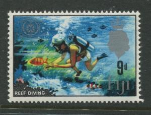Fiji - Scott 230 - General Issue 1967 - MNH - Single 9d Stamps