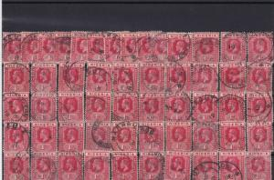 nigeria used stamps good cancels ref 13691