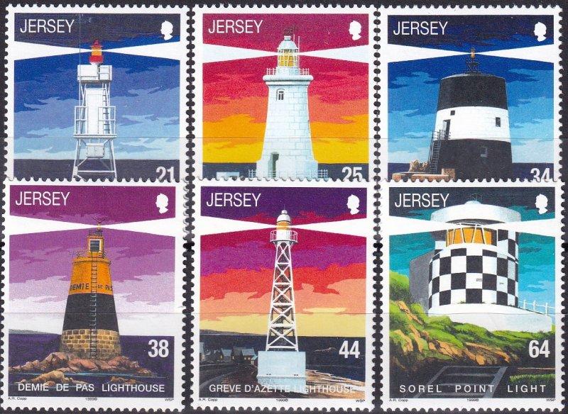 Jersey #923-8 MNH CV $7.35 (Z9371)
