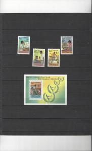 Grenada 1083-7 MNH UN Year of the Disabled