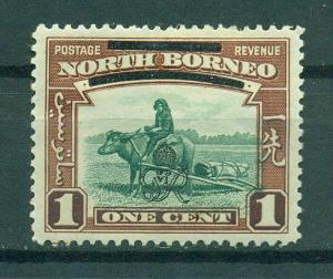 North Borneo sc# 223 mh cat value $.25