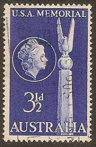 Australia Scott # 280 used. Free Shipping for All Additional Items.