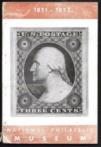 Doyle's_Stamps: 1951 Nat'l Philatelic Museum, Vol. III, #3, 1851-1857 U.S. Issue