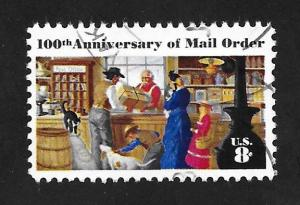 SC# 1468 - (8c) - Mail Order Business, used single