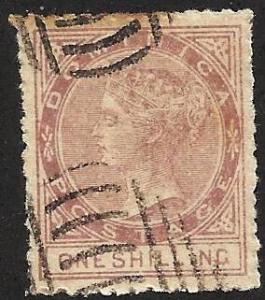 Dominica 1874 Scott# 3 Used