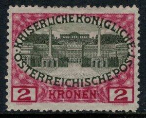 Austria #125*  CV $20.00