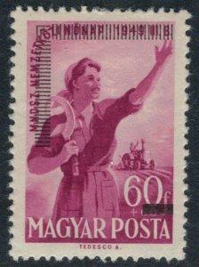 Hungary #996*  CV $42.50