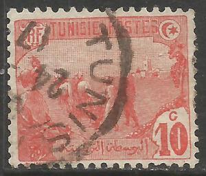 TUNISIA 34 VFU I357-1