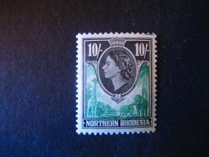 Northern Rhodesia #73 Mint Hinged- (BZ9) WDWPhilatelic!
