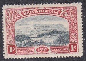 British Guiana Sc #152 MH; Mi #98