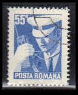 Romania Used Fine D36910