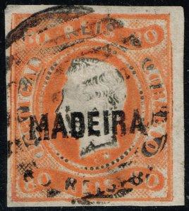 Madeira #4 King Luiz; Used