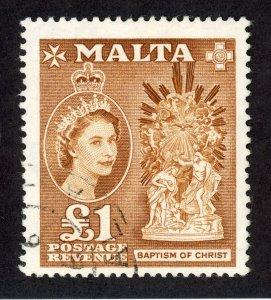 Malta 262 U 1957