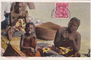 1939, Zanzibar Philatelic Cancel, Used (43220)