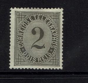 Portugal SC# 57a - Mint No Gum (Hinge Rem) - Perf 13.5 - Lot 032017