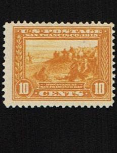 Scott #400 Fine-OG-VLH. SCV - $110.00