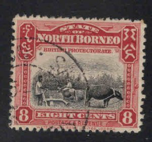 North Borneo Scott 173 Used stamp