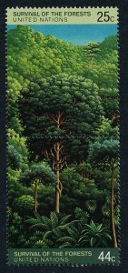 United Nations - New York 523a MNH Trees, Forest