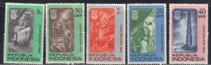 INDONESIA MH  DOCK YARD WORKERS 1966 SEE SCAN