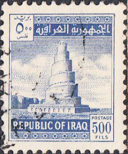 Iraq   #331  Used