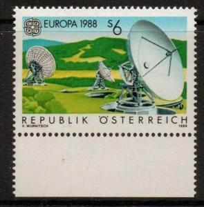 AUSTRIA SG2163 1988 EUROPA   MNH
