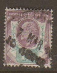 Great Britain #129 Used