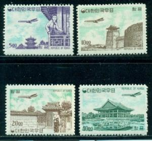 Korea #C27-C30  Mint NH  Scott $522.50   Views   Selvage ...