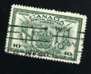 Canada #E10   u  VF  1942 PD