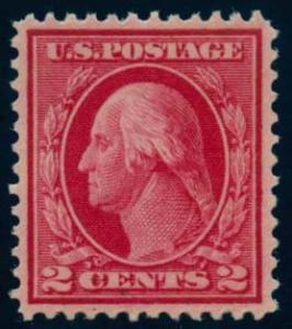 US Scott #406 Mint, XF/S, NH