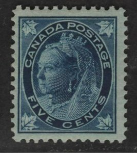 $Canada Sc#70 M/VLH/VF, Cv. $175