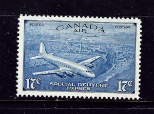 Canada CE3 MNH 1946 Airmail Special Delivery issue