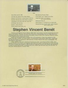 Stephen Vincent Benet (USCPF3221)