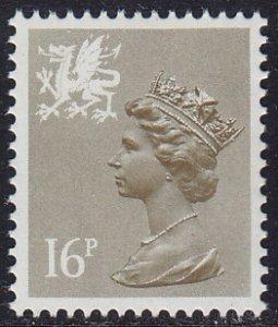 GB Wales - 1984 - Scott #WMMH29 - MNH - Elizabeth II