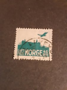 *Norway #C1a                     Used